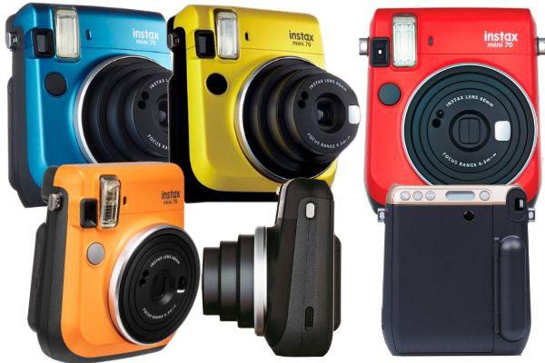 cámara instax fujifilm mini 70