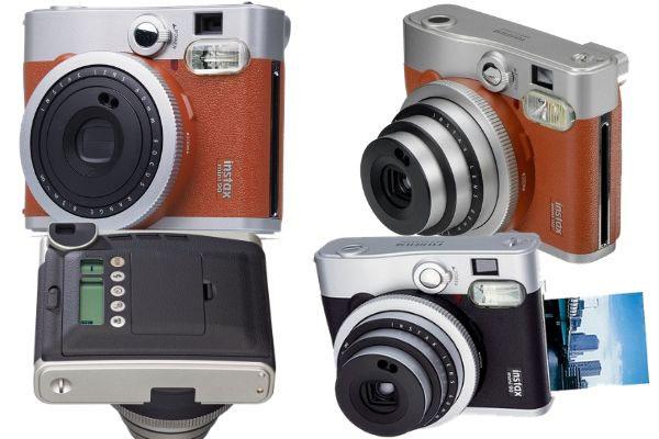 cámara instantanea fujifilm Instax Mini 90 classic