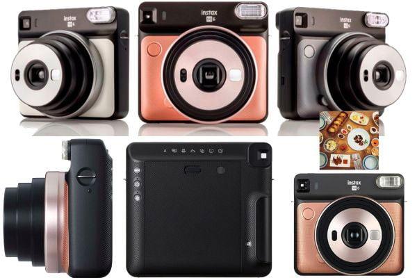 cámara instax sq6