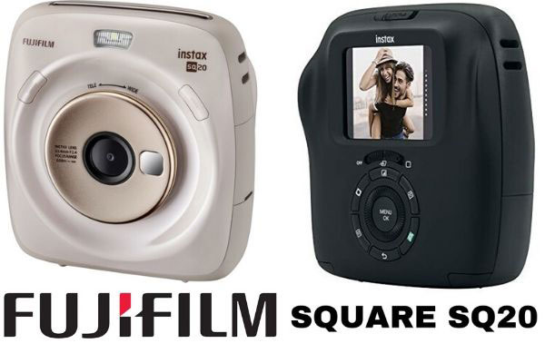 cámara Fuji Instax Square SQ20