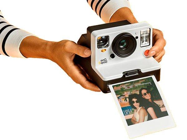 cámara fotos instantanea
