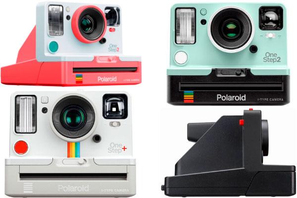 camara instantanea polaroid onestep 2