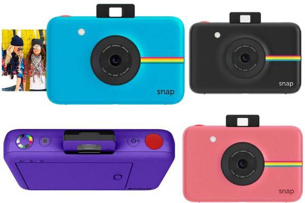camara polaroid snap