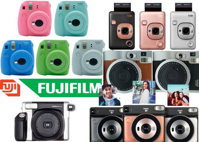 camaras instantaneas fujifilm