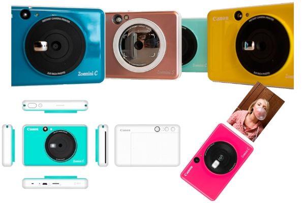 cámaras instantaneas baratas