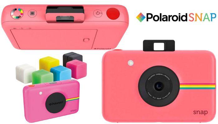 camara instantanea polaroid snap