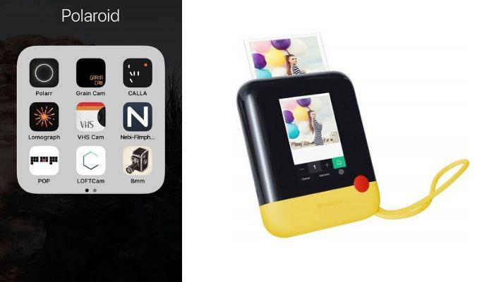 app polaroid pop