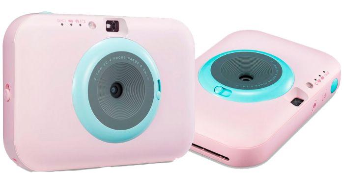 cámara instantánea LG Pocket Photo Snap