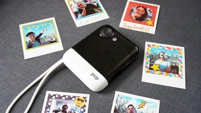 fotografias polaroid pop