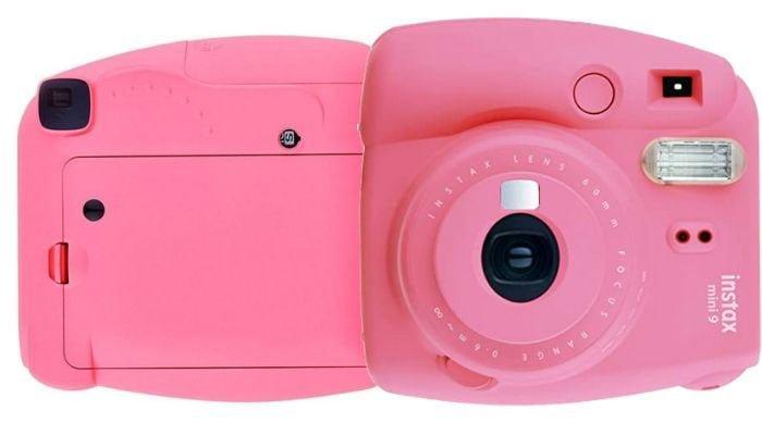 instax mini 9 rosa