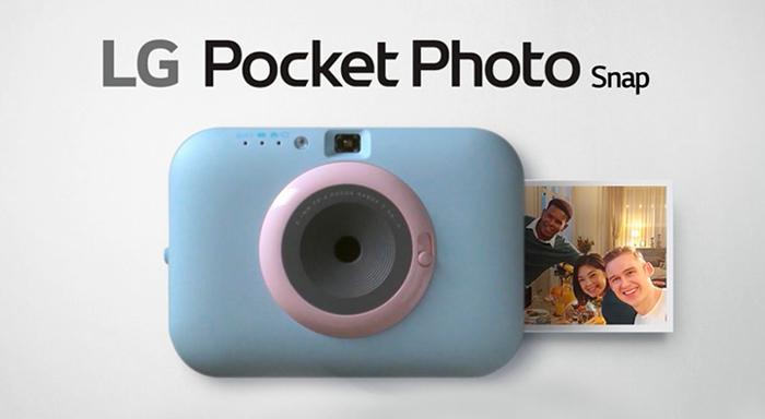 pocket photo snap