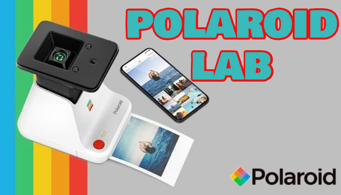polaroid lab