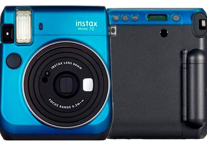 instax mini 70 azul