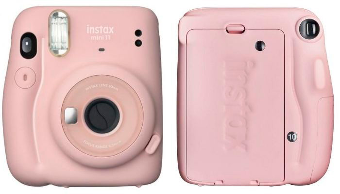 instax mini 11 rosa