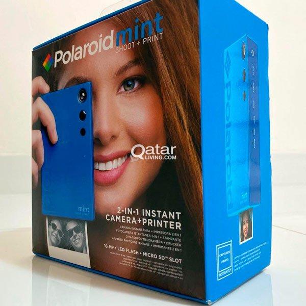 caja polaroid mini