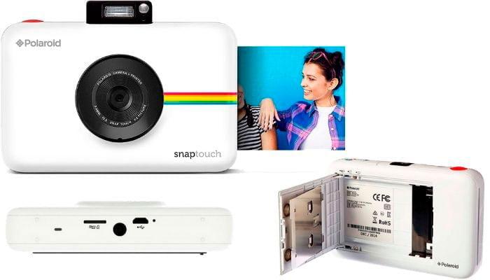 camara instantanea polaroid snap touch