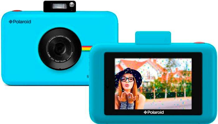 camara polaroid snap touch