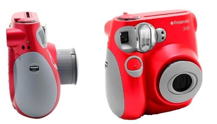 polaroid 300 roja