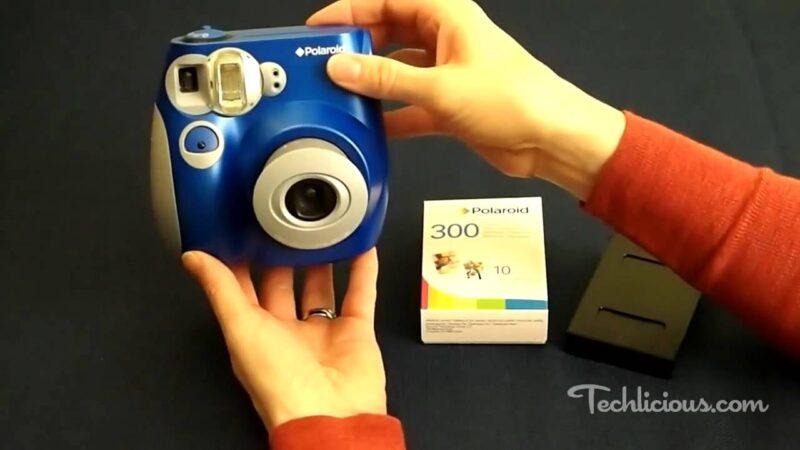 cámaras de fotos instantáneas